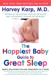 The Happiest Baby Guide to Great Sleep {Review, Sponsored}