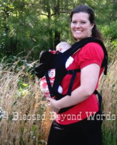 Boba Baby Carrier Review (& Giveaway!) {Sponsored}