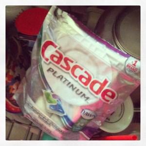 Cascade Platinum Pacs Make Dishes Sparkle! #MyPlatinum #Sponsored