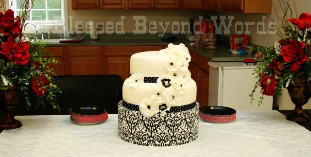 Sweet 16 Cake