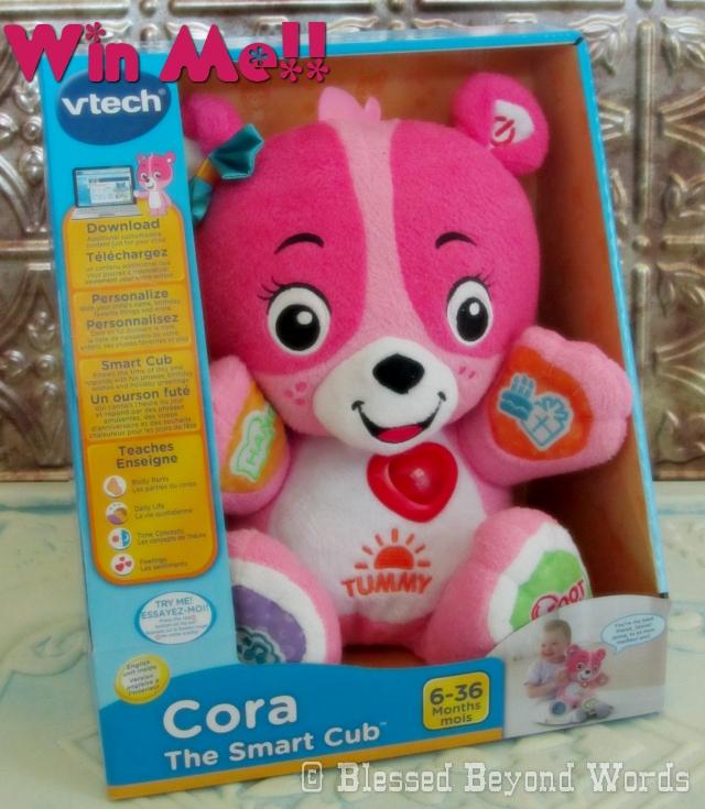Win Cora the Smart Cub