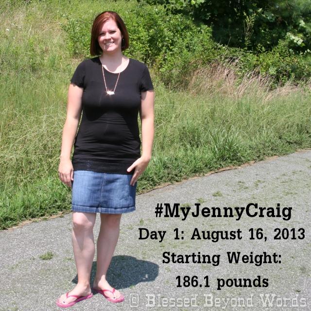 Day 1 - Jenny Journey