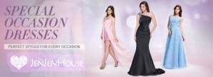 #Sponsored: Wedding & Special Occassion Dresses from JenJenHouse.com