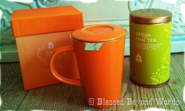 chai tea set