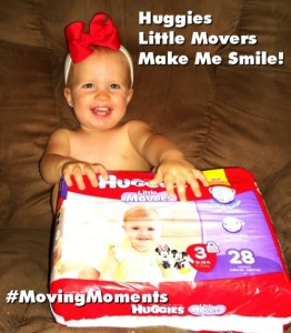 #MC #Sponsored: #MovingMoments with @Huggies Little Movers