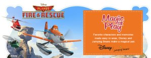 "#MC #Sponsored #MagicatPlay: Shop Kohl's Jumping Beans: ""Planes: Fire and Rescue"" Line Before the Movie Hits Theaters!"