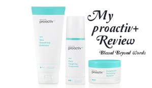 #MC #Sponsored: My Proactiv+ Review