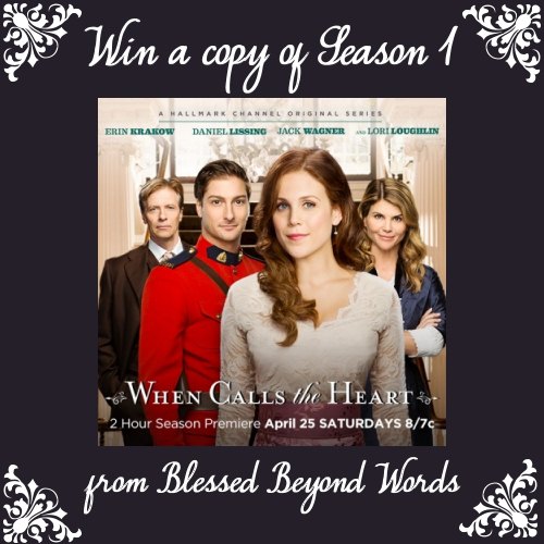 Win a copy of Season one of When Calls the Heart!