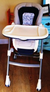 #Sponsored #BBWBabyBash: The Graco Sous Chef™ Seating System