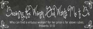 New Weight Loss Challenge & Bible Study Starting Monday!