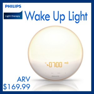 #Spon: Gift Guide Pick: @Philips Wake Up Light #Review