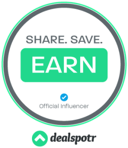 Dealspotr: Save Money and Make Money at the Same Time #ad