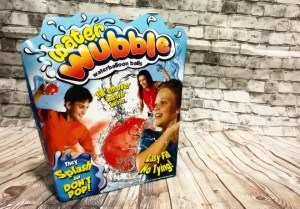 #Spon: #WaterWubble Makes Getting Wet Endless Fun!