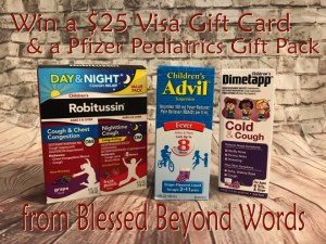 #Spon: #SickJustGotReal! Be Prepared this Cold & Flu Season with Pfizer Products. #Giveaway #Review