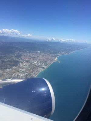 My Spain Travel Diaries: The Flight