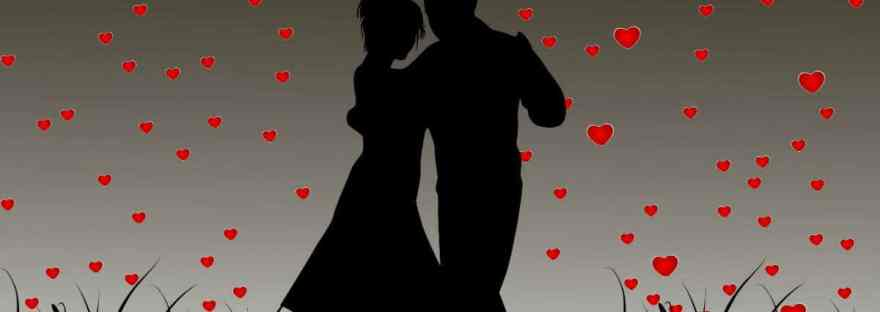 Do you and your spouse yearn to grow closer as a couple, yet think you'll never be close again? You can grow closer. It is possible and worth the effort! Make time to send together. Image of a silhouette of a couple dancing.