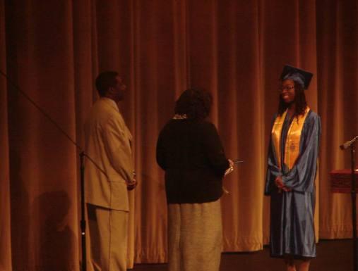 halle graduation may 2013