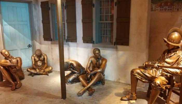 slavery in the earliest days