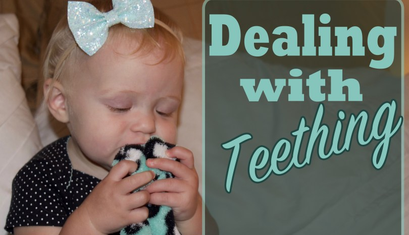 Running the Teething Gauntlet: Dealing with Teething Pain