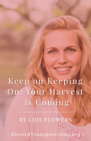 Keep Keeping on Harvest - Pinterest