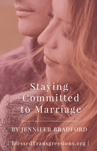 Staying Committed to Marriage - Pinterest