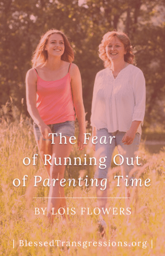 The Fear of Running Out of Parenting Time
