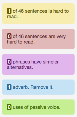 What To Do With That Adverb?
