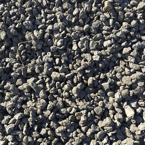 steel blue gravel