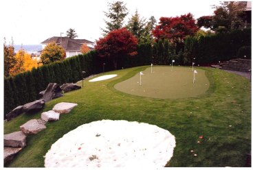 Riley Putting Green 001