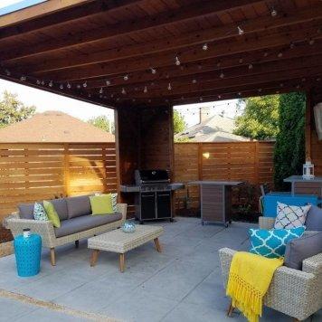 Legg patio 6