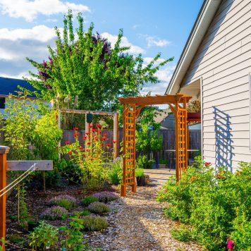 All-Edible Garden