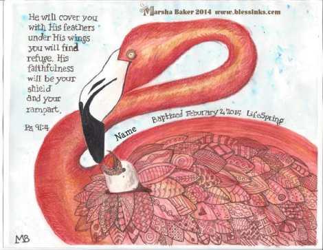 PS 91 4 Flamingo wm
