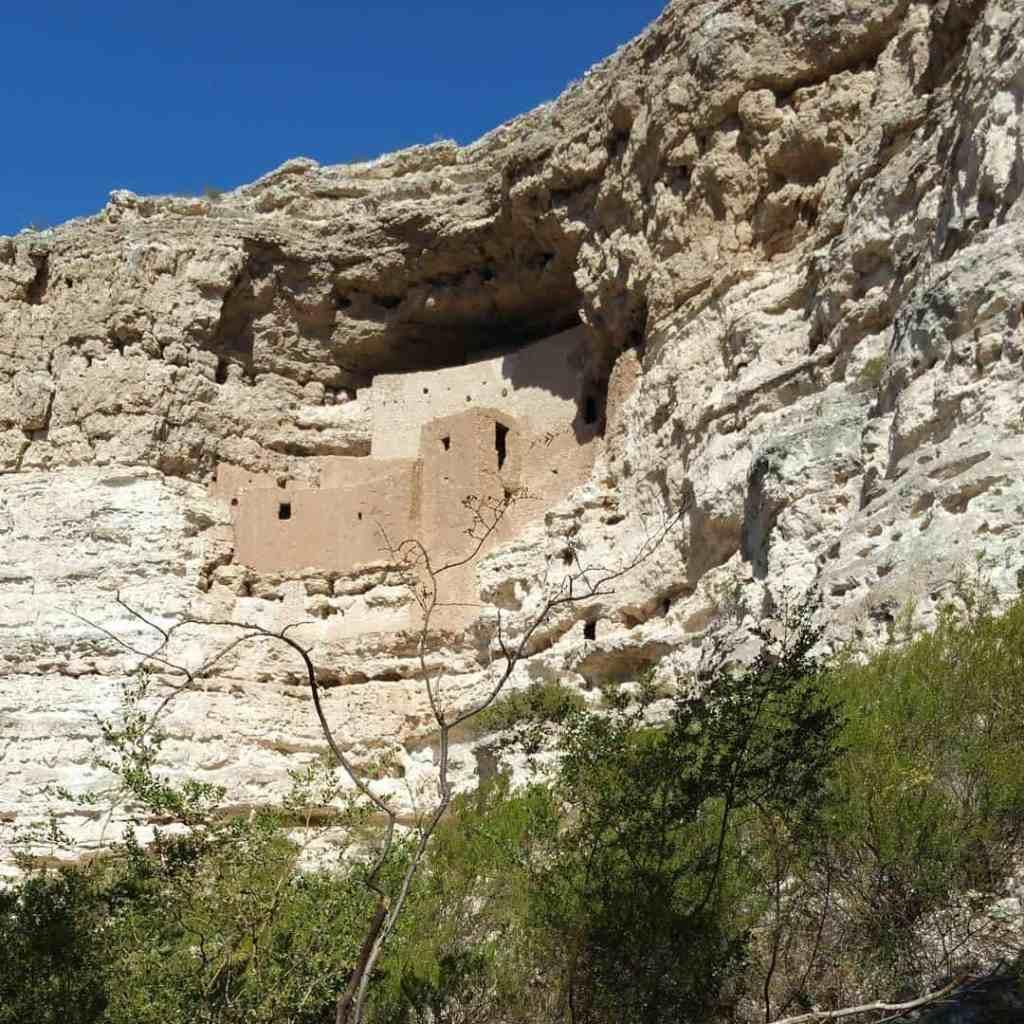 Montzumas Castle Sedona Az