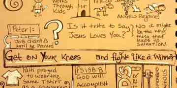 Brown Paper Sermon Sketchnotes