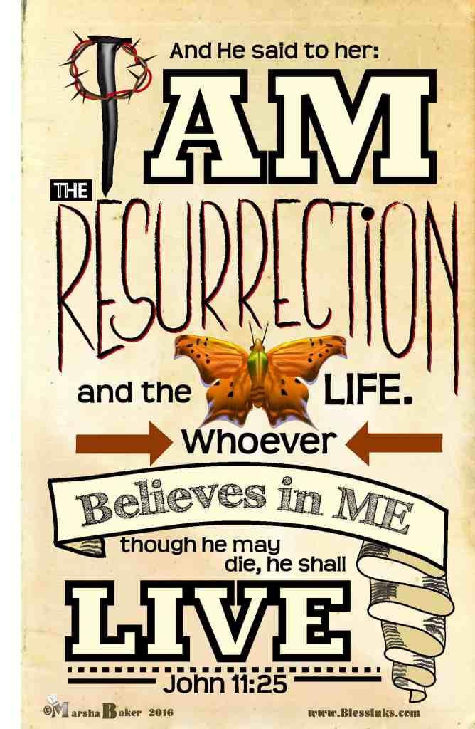 John 11 :25