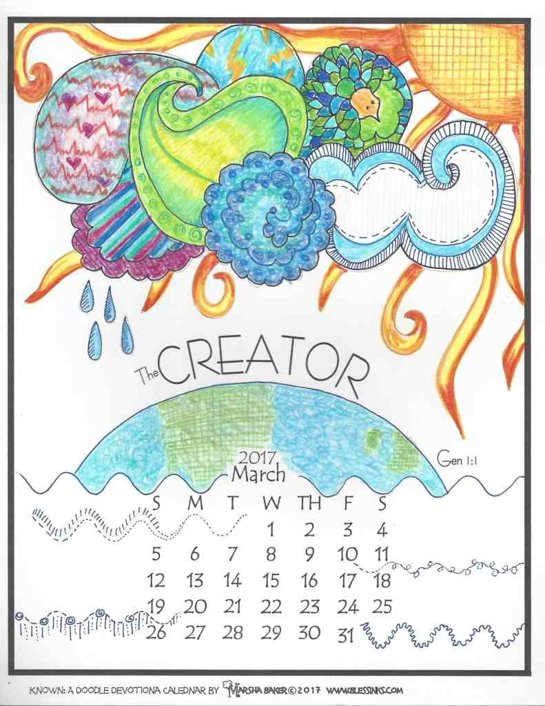 March 2017 The Creator