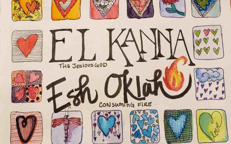 Names of God Sketchnote Study – El Kanna