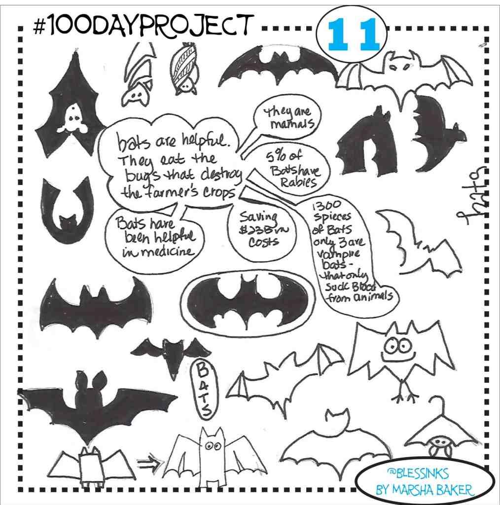 Icons - Bats
