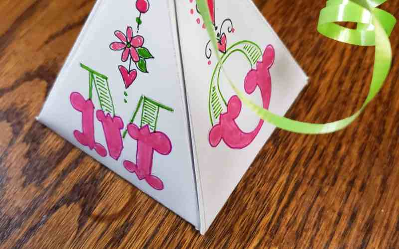Quick Mother's Day DIY Gift Box