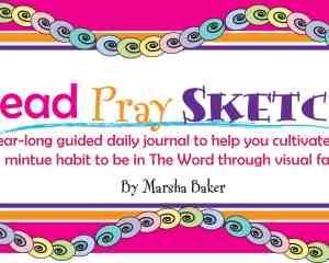 Read-Pray-Sketch