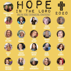 Hope in the Lord Conference