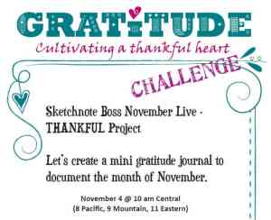 thanksgiving project