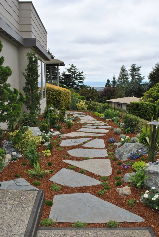 How to Landscape Without Grass ~ Page 3 of 16 ~ Bless My Weeds on Non Grass Backyard Ideas  id=57866