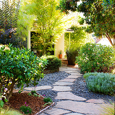 How to Landscape Without Grass ~ Page 7 of 16 ~ Bless My Weeds on No Grass Garden Ideas  id=92213