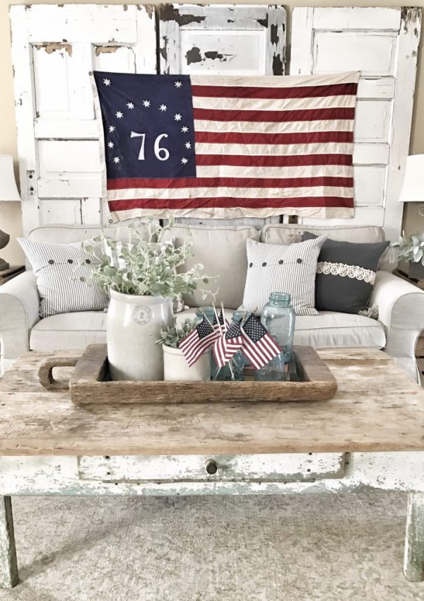 3 Easy Ways to Decorate for The Fourth Of July