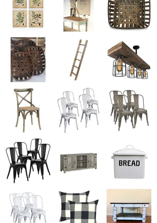 Friday Farmhouse Finds From Amazon