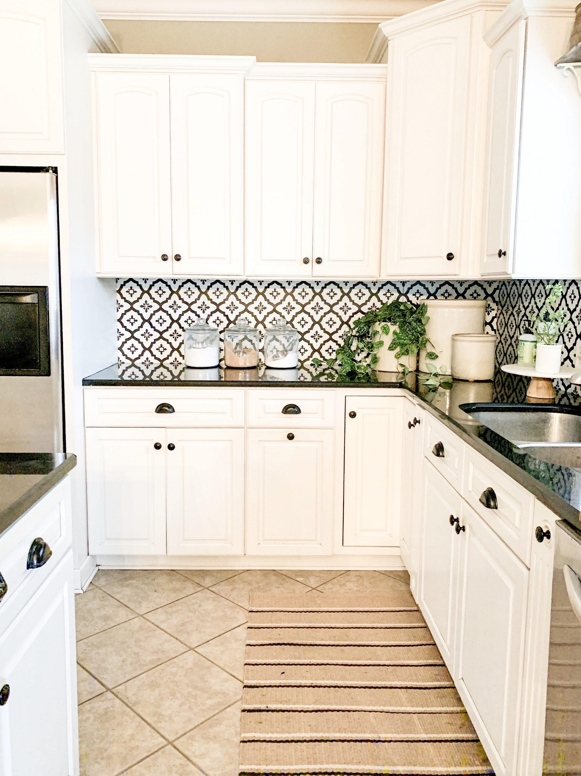 - DIY Kitchen Backsplash On A Budget Bless This Nest