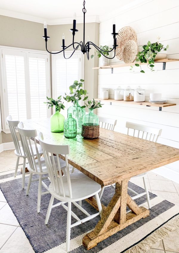 3 Ways To Use Green Bottles In Your Home This Spring