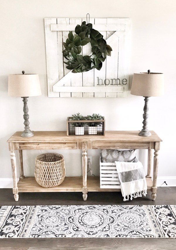 5 Ways To Get The Simple Farmhouse Look