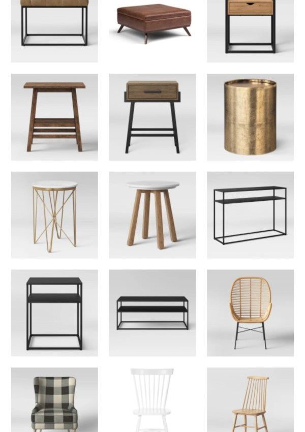 Target Furniture Sale Favorites